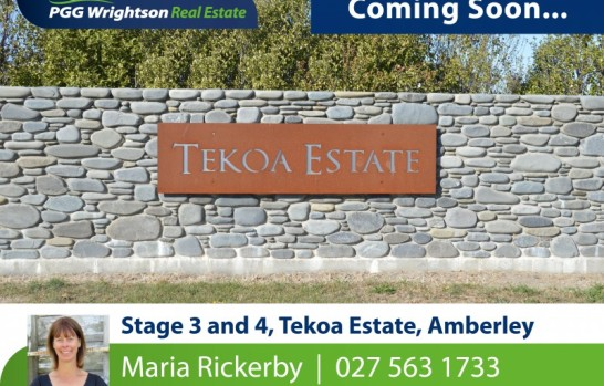 Tekoa Estate Amberley