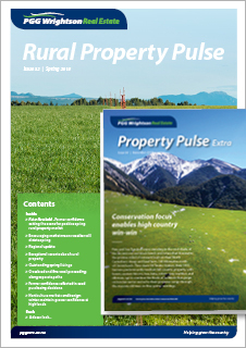 Rural Property Pulse Spring 2018 & Property Pulse Extra October 2018