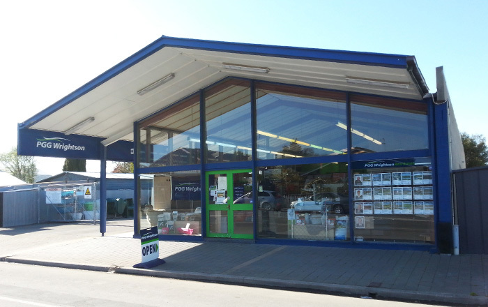 Leeston - Leeston Sub Office